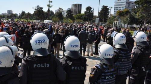 """""""Atatürk parkını size feda ettirmeyiz"""""""